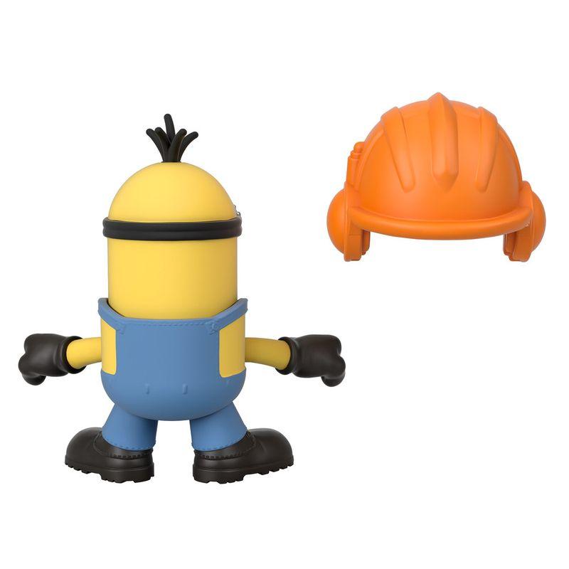Mini-Figura---Imaginext-Minions-Construtor-Kevi---Amarelo---Fisher-Price---Mattel--1