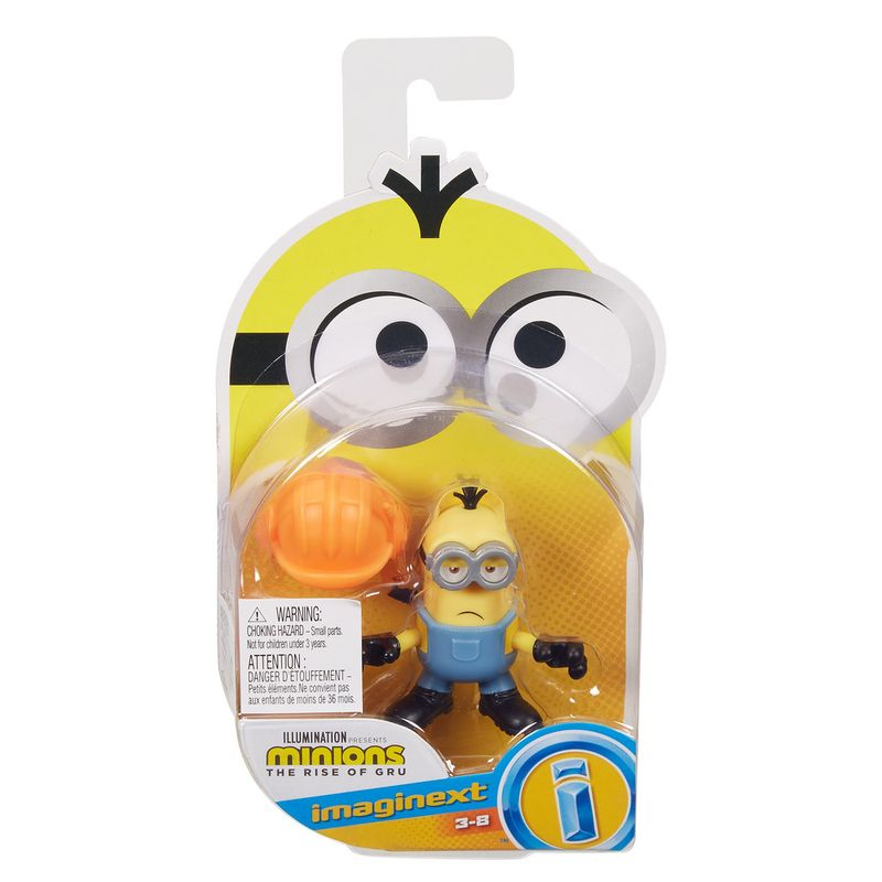 Mini-Figura---Imaginext-Minions-Construtor-Kevi---Amarelo---Fisher-Price---Mattel--3