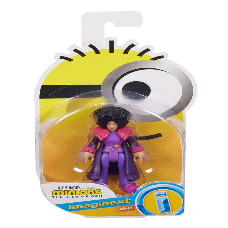 Mini-Figura---Imaginext-Minions-Bell-Botom---Roxo---Fisher-Price---Mattel--2