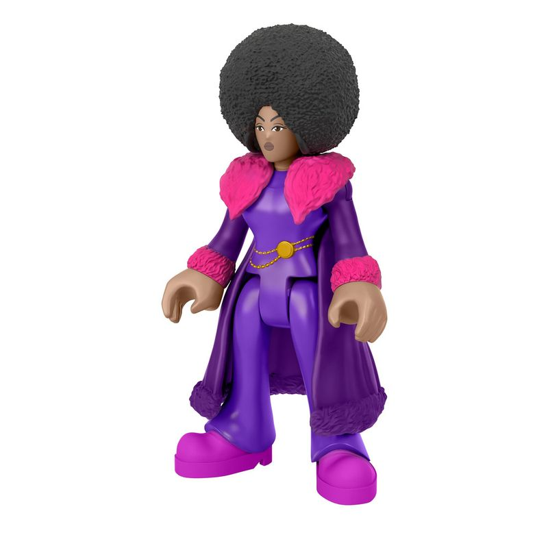 Mini-Figura---Imaginext-Minions-Bell-Botom---Roxo---Fisher-Price---Mattel--3