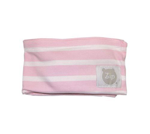 Faixa Térmica Abdominal com Ervas para Bebês – Zip Toys – Menina – Algodão – Rosa