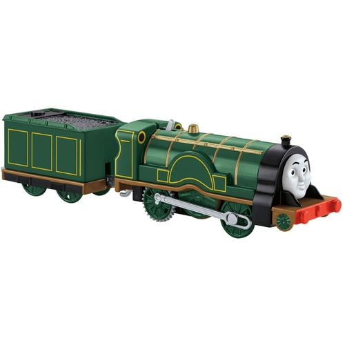 Locomotiva Thomas e Seus Amigos - Trens Motorizados - Emily - Fisher-Price