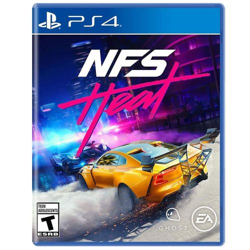 Jogo PS4 - Need For Speed - Heat - Sony