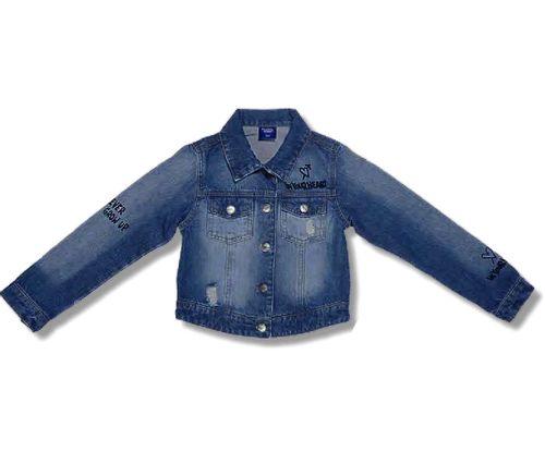 Jaqueta Mania Kids Girls – Bittix – Menina – Jeans – Jeans – 6