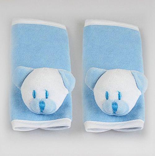 Protetor de Cinto - Ursinho - Azul - Zip Toys