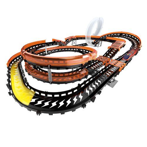 Pista De Percurso - Hot Wheels - Wave Racers - Pista Epic Challenge - Fun