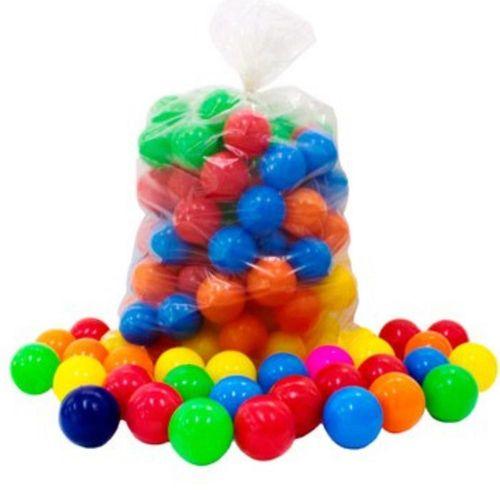 Bolinhas para Piscina 100 unidades - Dedo Brinquedo
