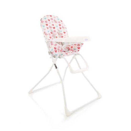 Cadeira de Alimentação - Kitut - Flamingo - Rosa - Voyage