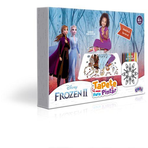 Tapete para Pintar - Coré - Disney - Frozen II - Toyster