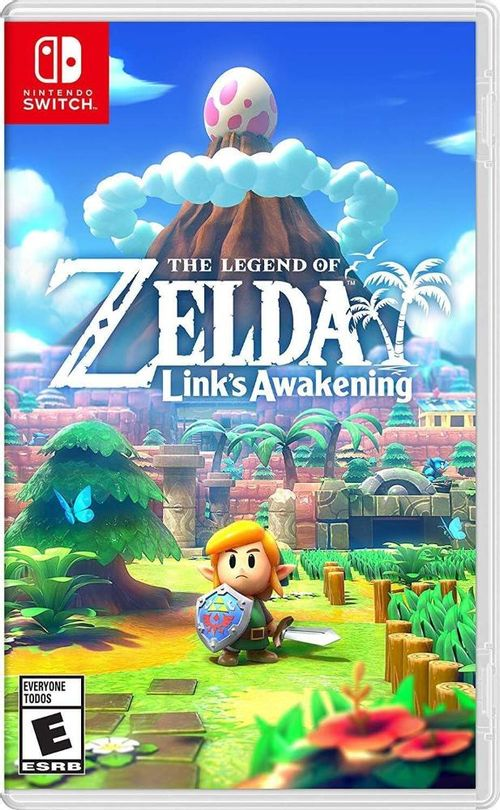 Legend Of Zelda Link´S Awakening - Switch