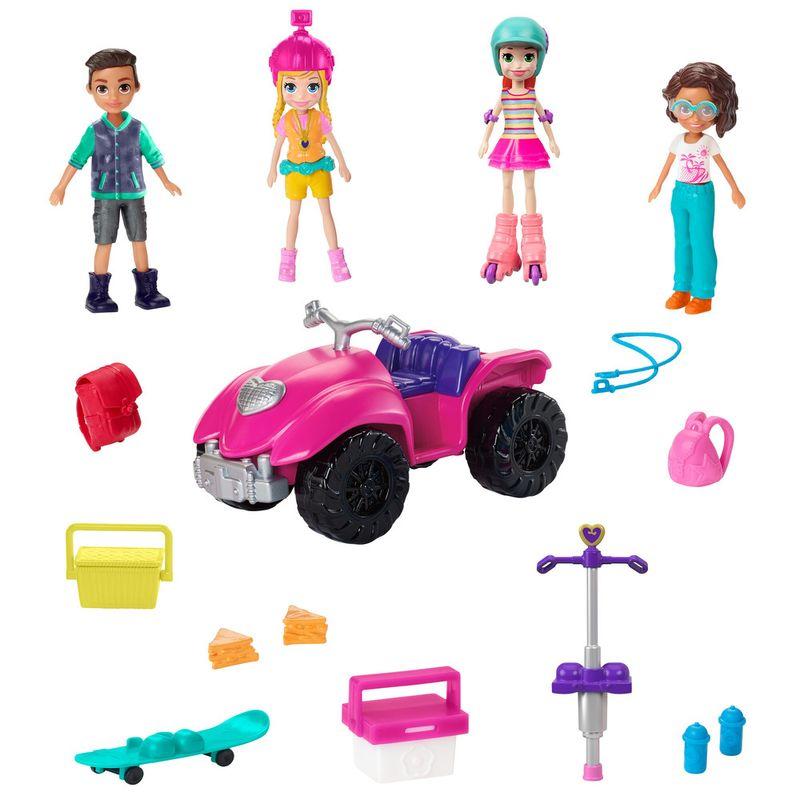Mini-Bonecas-e-Acessorios---Polly-Pocket---Pacote-de-Atividades-Esportivas---Mattel-0