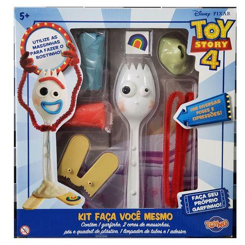 Conjunto De Acessórios - Disney - Toy Story - Faça Você Mesmo - Garfinho - Toyng
