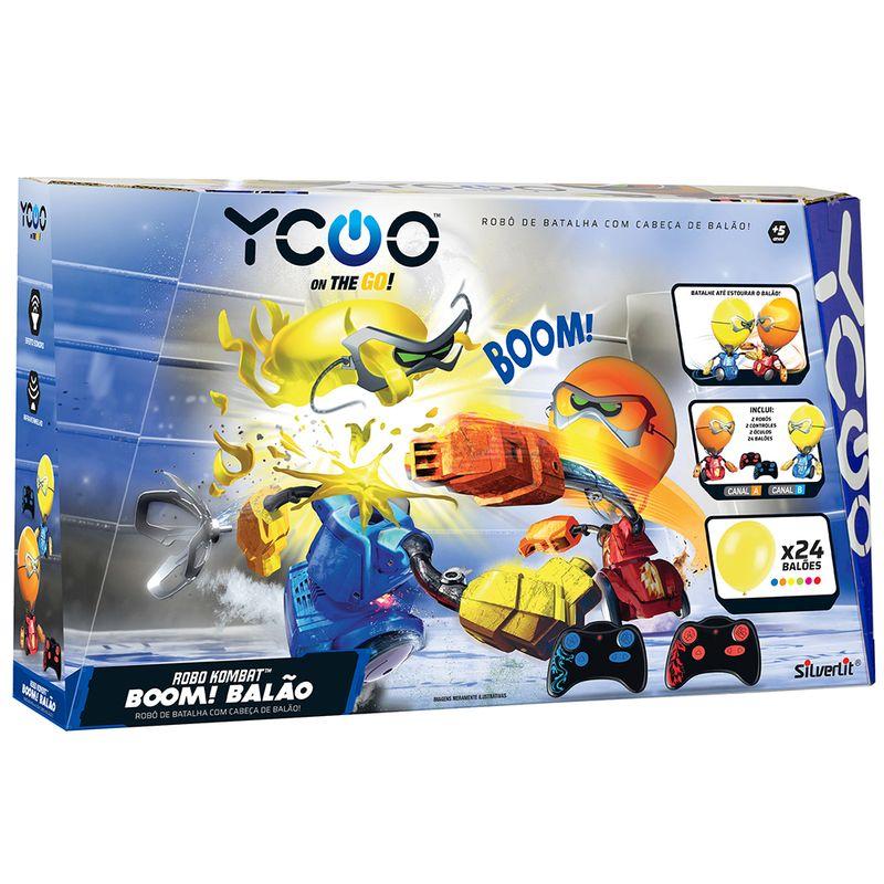 Figuras-Eletronicas-de-Controle-Remoto---Robo-Kombat-Boom-Balao---Silverlit---DTC-0