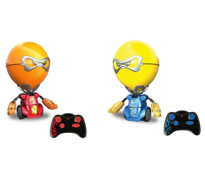 Figuras-Eletronicas-de-Controle-Remoto---Robo-Kombat-Boom-Balao---Silverlit---DTC-1