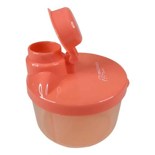 Dosador de Leite em Pó - Vermelho - Multikids Baby