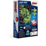 Quebra-Cabeca---60-pecas---Marvel---Jak---Os-Vingadores---Hulk---Toyster-2