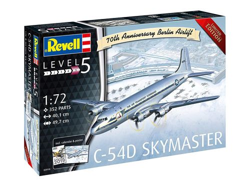 C 54D Berlin Airlift 70Th A 1/72