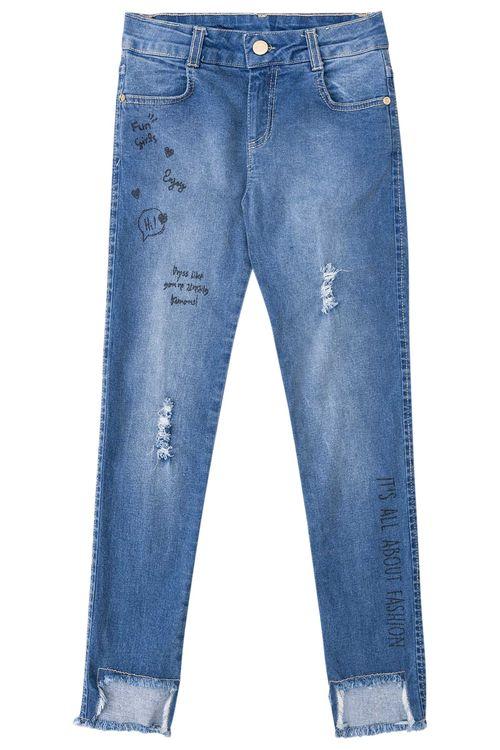 Calça Jeans Vic & Vicky