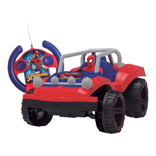 Carrinho De Controle Remoto - Disney - Marvel - Spider-Man - Buggy Hero - Candide