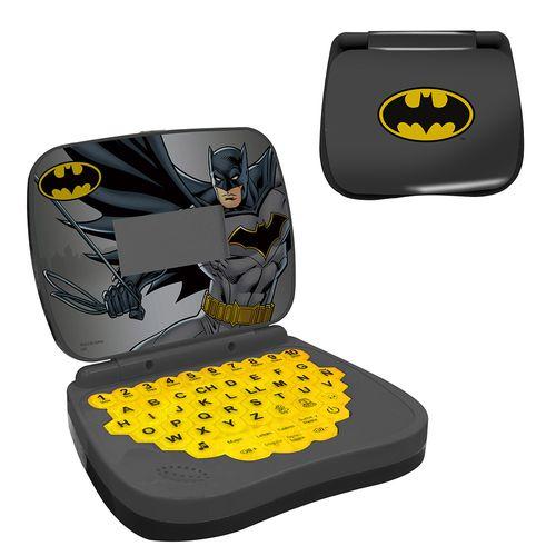 Laptop De Atividades - Bilíngue - DC Comics - Batman - Candide