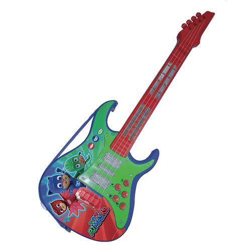 Brinquedo Musical - Mini Guitarra - PJ Masks - Candide