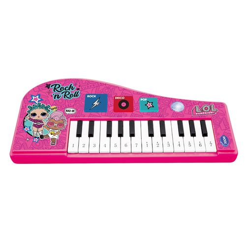 Brinquedo Musical - Piano - LOL Surprise! - Candide