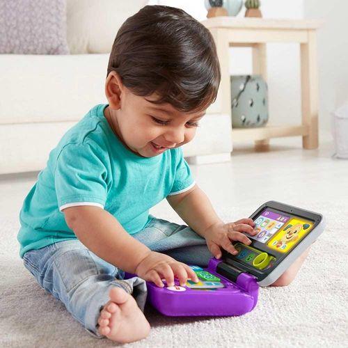 Laptop Clicar e Aprender - Meu Primeiro Laptop - Fisher-Price