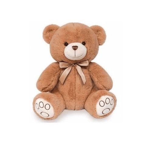 Pelúcia - Urso Carinho - Marrom - Buba
