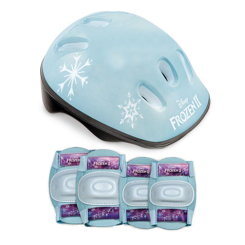 Patins-Ajustavel-com-Kit-de-Seguranca---3-Rodas---Tam-29-a-32---Frozen---Fun-2