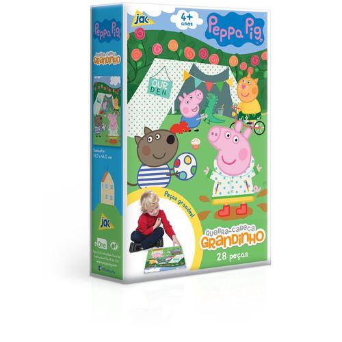 Quebra-Cabeça - 28 Peças - Grandinho - Peppa Pig - Toyster