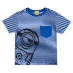 Camisa-Manga-Curta---Listrada---Algodao-e-Poliester---Azul---Minions---1