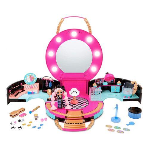 Playset e Acessórios - LOL Surprise! - Beauty Salon 5 em 1 - Candide