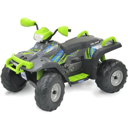 Quadriciclo Peg-Perego Polaris Sportman 700 Twin Lime 12v