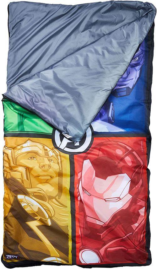 Saco de Dormir Infantil - Avengers - Zippy Toys