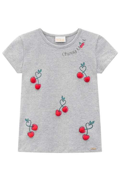Blusa Cherry Mood