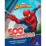 Livro-de-Adesivos---Disney---Marvel---Spider-Man---500-Adesivos---Culturama