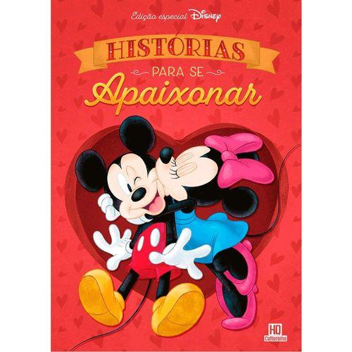 Livro Infantil - Disney - Histórias para se Apaixonar - Culturama