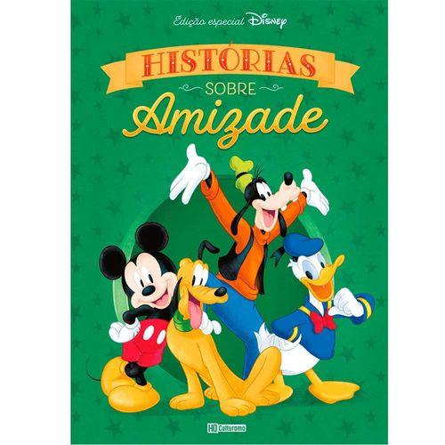 Livro Infantil - Disney - Histórias Sobre Amizade - Culturama