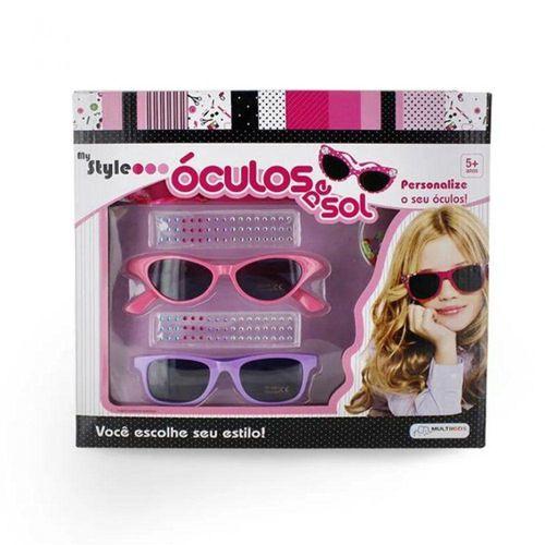 Óculos de Sol My Style Multikids 5+ BR135