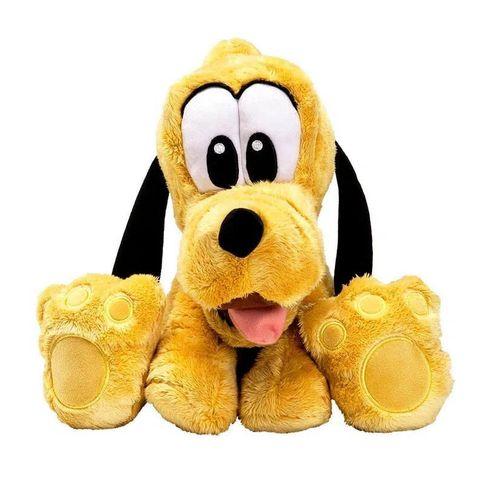 Pelúcia - Big Feet - Disney - Pluto - FUN