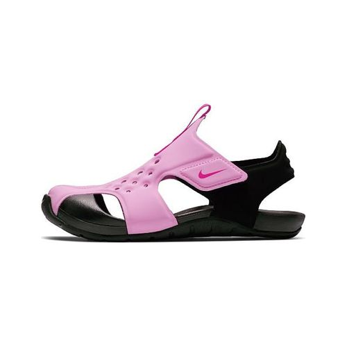 Sandalia Nike Sunray Protect 2 Rosa Infantil