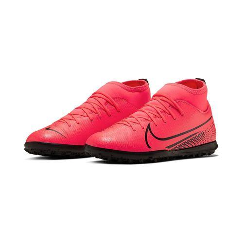 Chuteira Nike Superfly 7 Vermelha Tf  Infantil