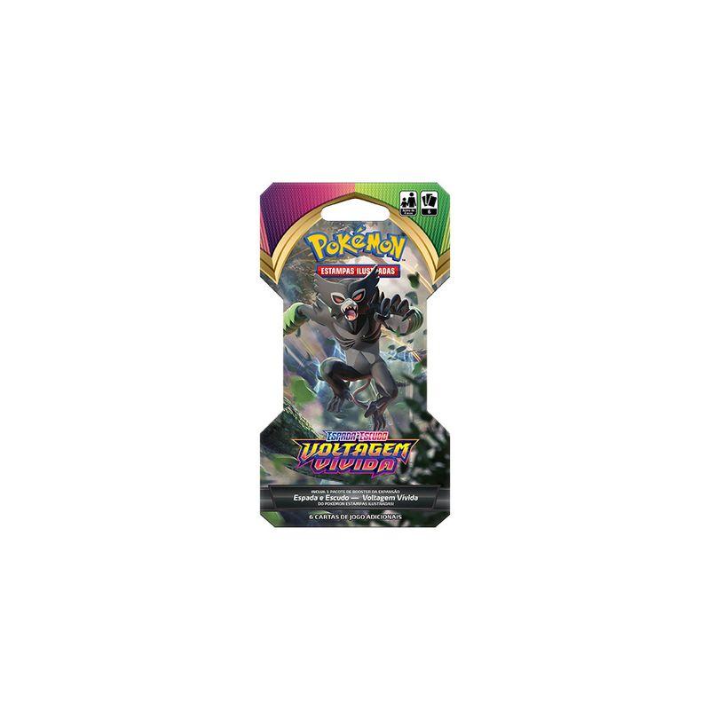 Deck-Pokemon---Blister-Unitario---Voltagem-Vivida---Zarude---Copag-0