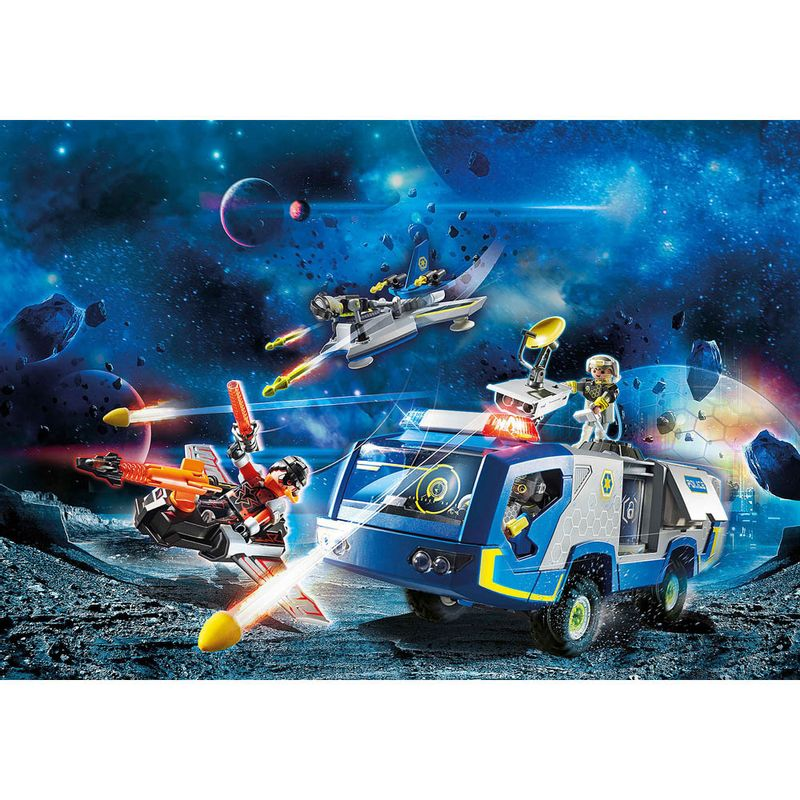 Policia-galactica-com-caminhao---Playmobil-policia-galatica---Sunny-brinquedos---2462-8