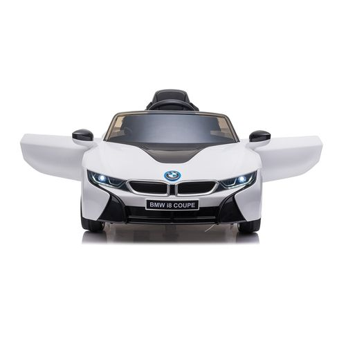 Mini Veículo Elétrico - 12V - BMW I8 - Branca - Bel Fix