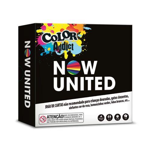 Jogo - Color Addict - Now United - Copag