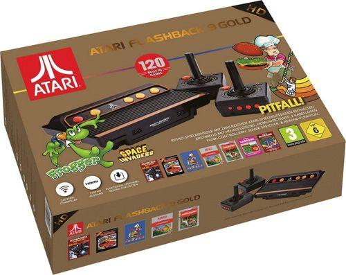 Console Atari Flashback 9 Gold Edition MKT