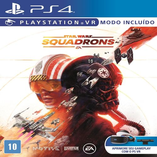 Jogo PS4 - Star Wars - Squadrons - Sony