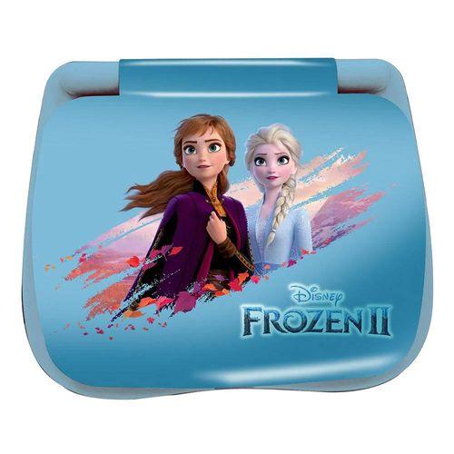 Laptop Infantil Eletrônico - Bilíngue - Frozen 2 - Candide