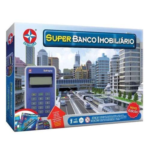 Jogo Super Banco Imobiliário - Nova Edição - Estrela